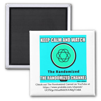 The Randomized Channel YouTube Magnet. Magnet