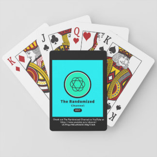 The Randomized Channel YouTube Playing Cards