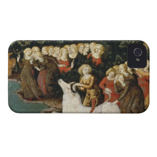 The Rape of Europa, c.1470 (oil on panel) iPhone 4 Cover