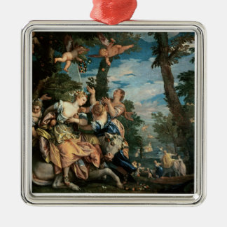 The Rape of Europa (oil on canvas) 2 Ornament