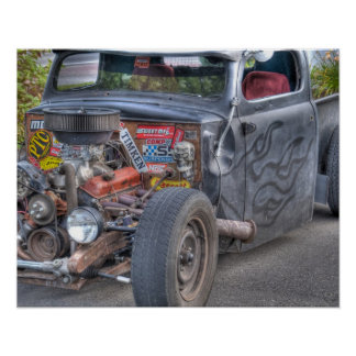 The Rat Rod Poster