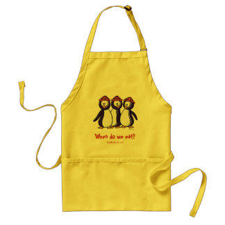 The Rattles Apron