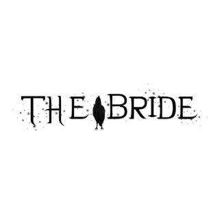 The Raven Bride Cut Out