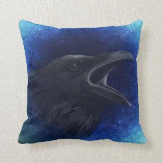 The Raven Cushions