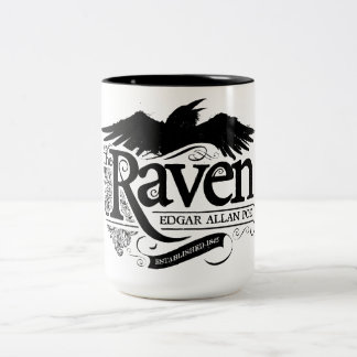 The Raven Edgar Allan Poe Coffee Mug