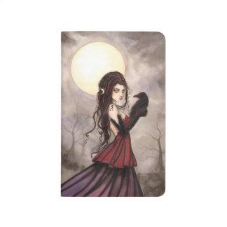 The Raven Fairy Fantasy Art Journal