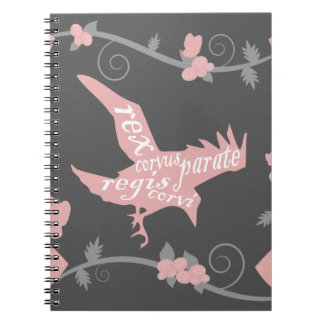 The Raven King Notebook