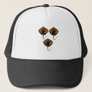 THE RAYS WAVES TRUCKER HAT