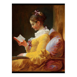 The Reader Postcard