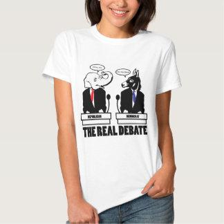 The Real Debate T-Shirt