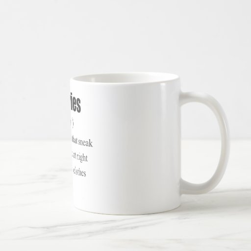 The Real Definition of Calories Mug