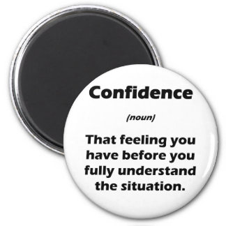 The Real Definition of Confidence Magnet