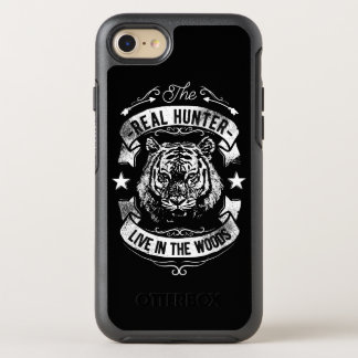 The Real Hunter Live in The Woods Otterbox Phone C OtterBox Symmetry iPhone 8/7 Case