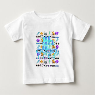 The Real Me Baby T-Shirt
