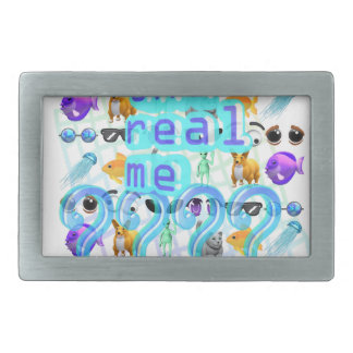 The Real Me Belt Buckle