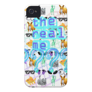 The Real Me Case-Mate iPhone 4 Case