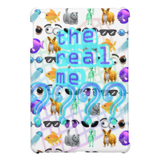 The Real Me Cover For The iPad Mini