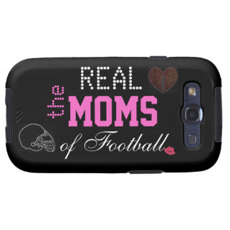 The Real Moms of Football Samsung Galaxy 3 Case Galaxy S3 Cover