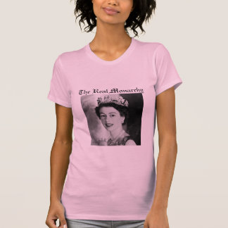 The Real Monarchy Historical Society T-Shirt