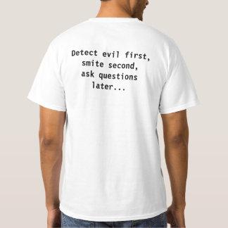 The real paladin T-Shirt