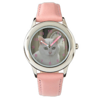 The Real Pretty Kitty Wristwatches