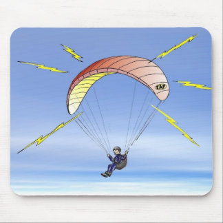 The Real Reason Paragliders Stay Up: Mouse Pad