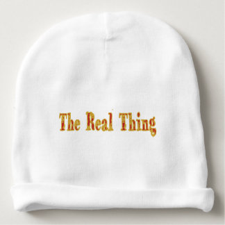 The Real Thing Baby Beanie