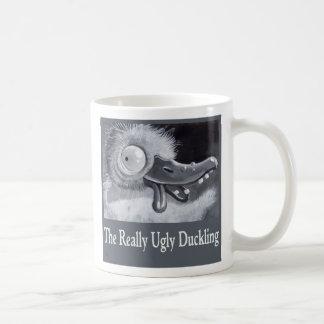 The Really Ugly Duckling Coffee Mug