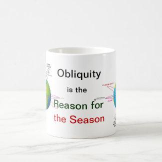 The Reason for the Season Basic White Mug