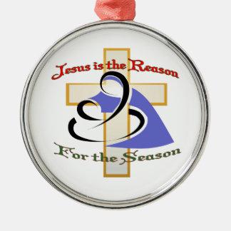 The Reason for the Season Ornament