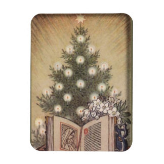 The Reason For The Season Rectangular Photo Magnet