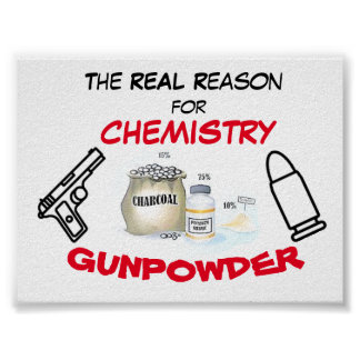"The Reason ""GunPowder Poster"