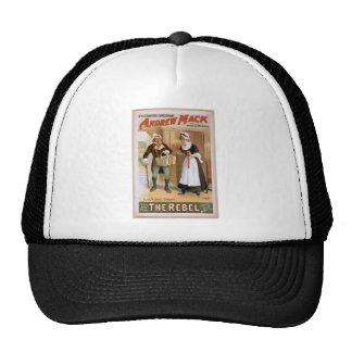 The Rebel, 'Black Michael's Bargain' Vintage Theat Trucker Hat