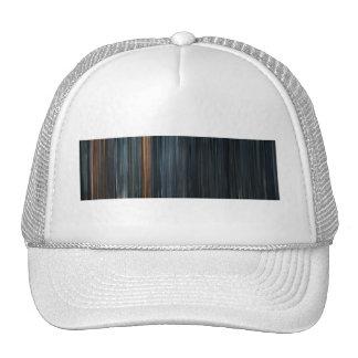 The Rebel Flesh Barcode Mesh Hats