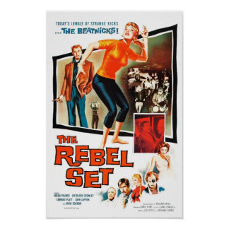 """The Rebel Set"" Poster"