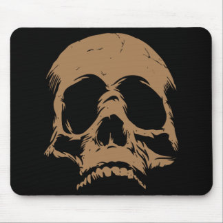 The Rebirth Skull Head Art Remix Cool Mousepads