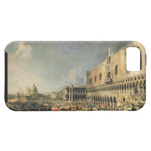 The Reception of the French Ambassador in Venice, iPhone 5 Case