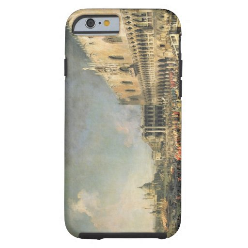 The Reception of the French Ambassador in Venice, iPhone 6 Case