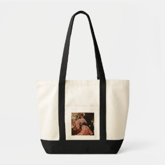The Reception or, L'Ambitieuse (Political Woman) c Tote Bag