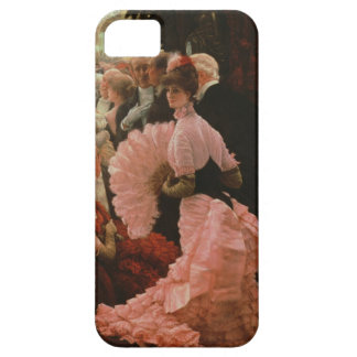 The Reception or, L'Ambitieuse (Political Woman) c iPhone 5 Covers