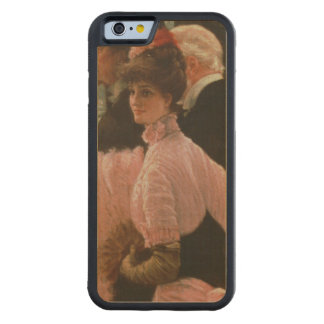 The Reception or, L'Ambitieuse (Political Woman) c Maple iPhone 6 Bumper Case