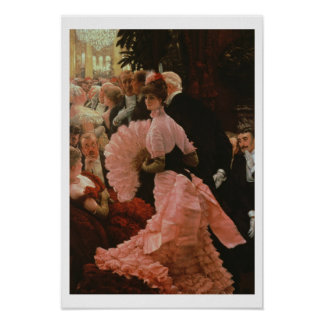 The Reception or, L'Ambitieuse (Political Woman) c Poster