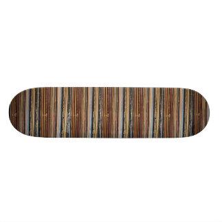 the record collector skate board deck