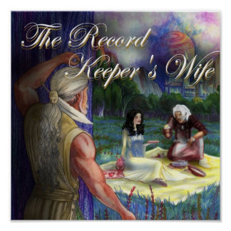 The Record Keeper's Wife Print