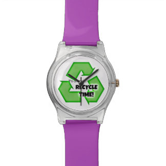 The Recycler's Watch