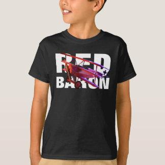 The Red Baron Fokker Triplane T-Shirt