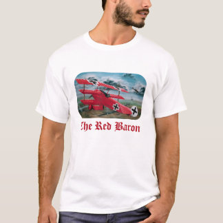 The Red Baron's Fokker triplane T-Shirt