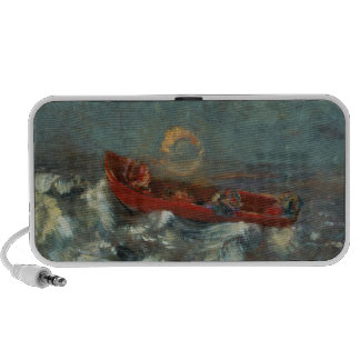 The Red Boat, 1905 iPhone Speakers
