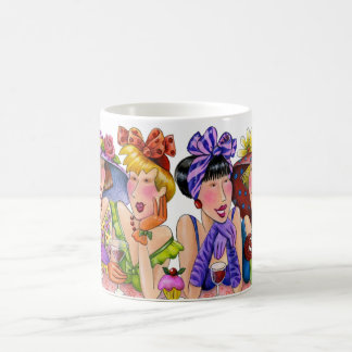 The Red Brolly Party Girls001 Coffee Mug