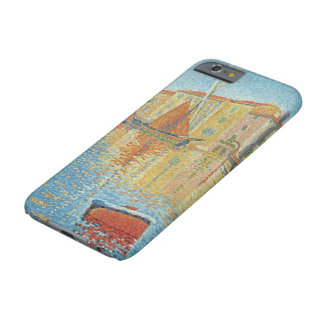 The Red Buoy by Paul Signac, Vintage Pointillism Barely There iPhone 6 Case